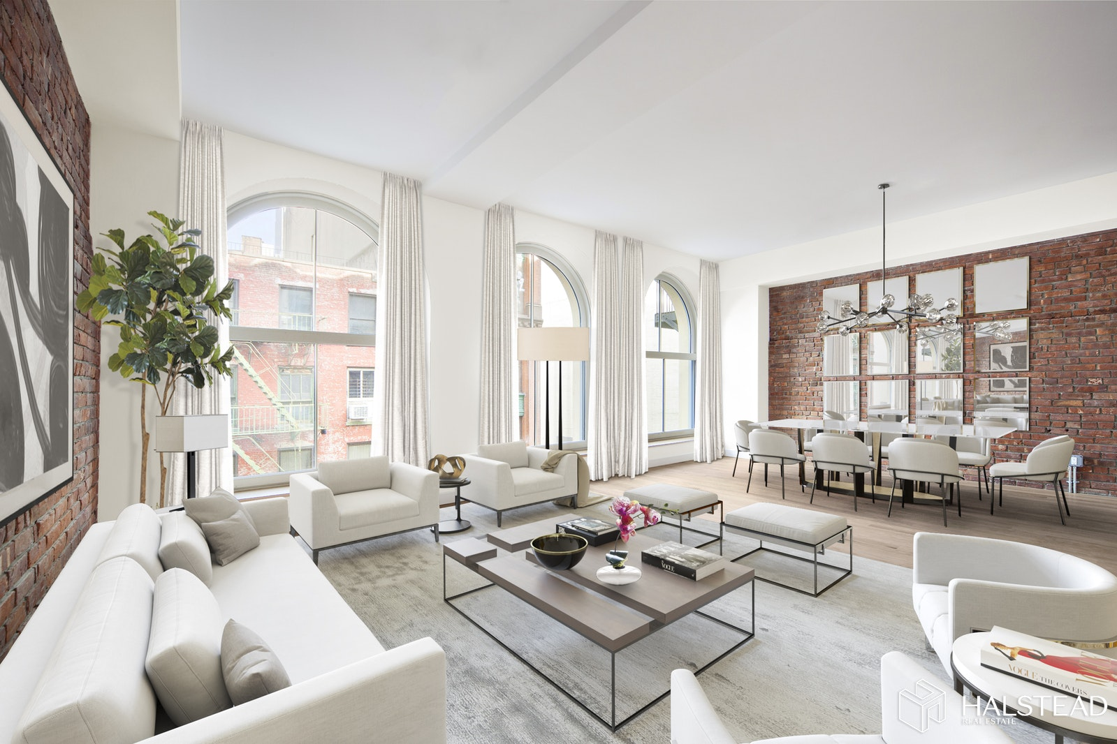 83 Walker Street 8, Tribeca, NYC, $9,350, Web #: 19738938