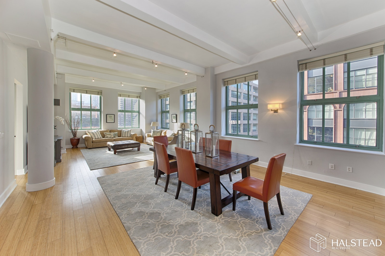 415 Greenwich Street 5f, Tribeca, NYC, 10013, $21,500, Property For Rent, Halstead Real Estate, Photo 2