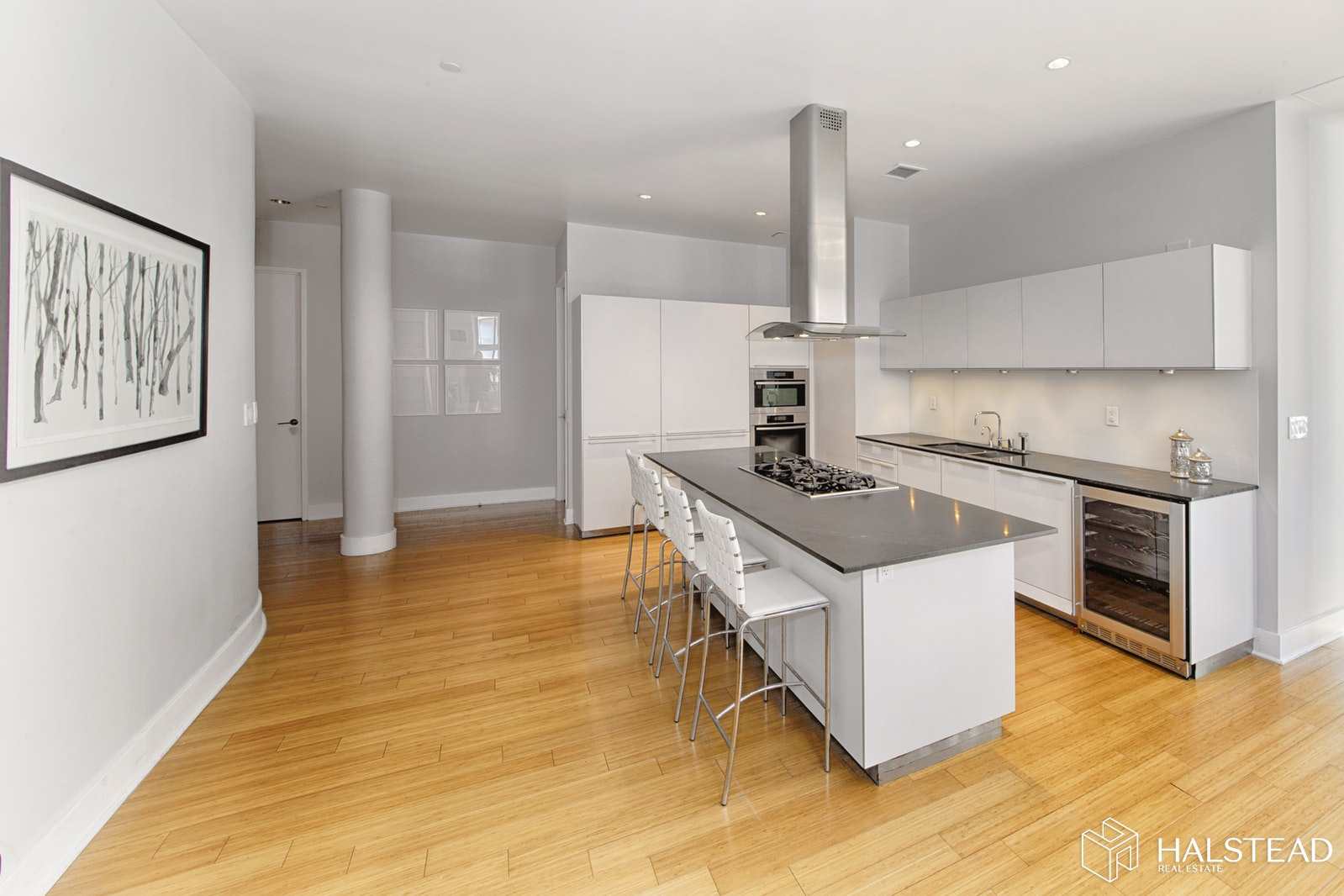 415 Greenwich Street 5f, Tribeca, NYC, 10013, $21,500, Property For Rent, Halstead Real Estate, Photo 3