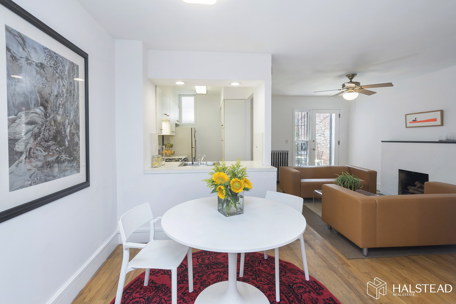 416 4th Street B, Park Slope, Brooklyn, NY, 11215, $800,000, Sold Property, Halstead Real Estate, Photo 2