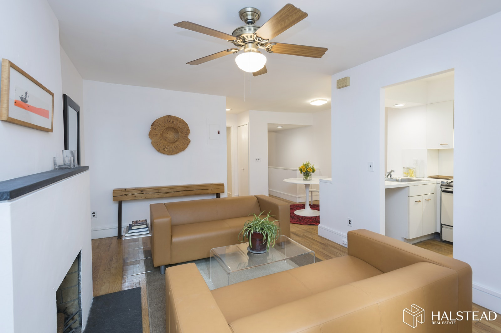 416 4th Street B, Park Slope, Brooklyn, NY, 11215, $800,000, Sold Property, Halstead Real Estate, Photo 3