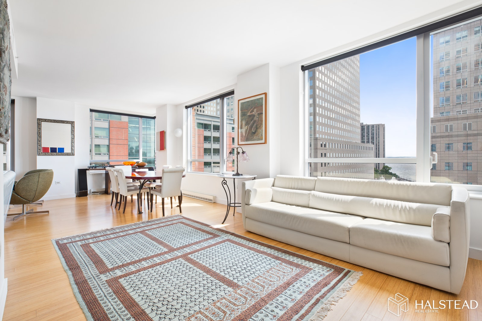 2 River Terrace 11d, Battery Park City, NYC, 10282, $2,399,000, Property For Sale, Halstead Real Estate, Photo 1