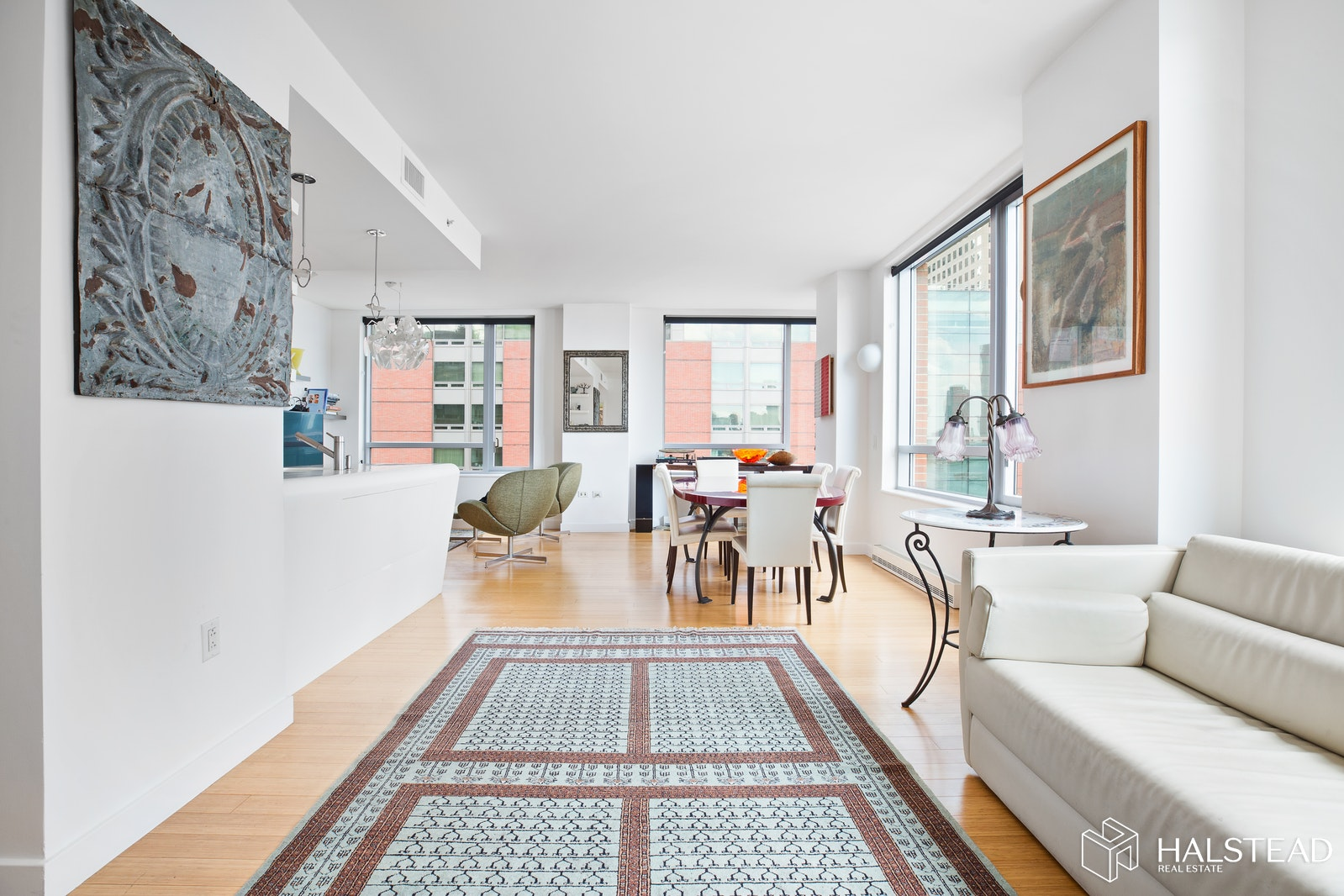 2 River Terrace 11d, Battery Park City, NYC, 10282, $2,399,000, Property For Sale, Halstead Real Estate, Photo 2