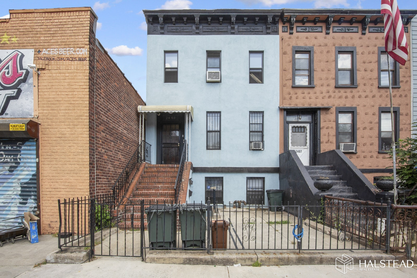 2403 Dean Street, Crown Heights, Brooklyn, NY, 11233, $1,250,000, Property For Sale, Halstead Real Estate, Photo 1