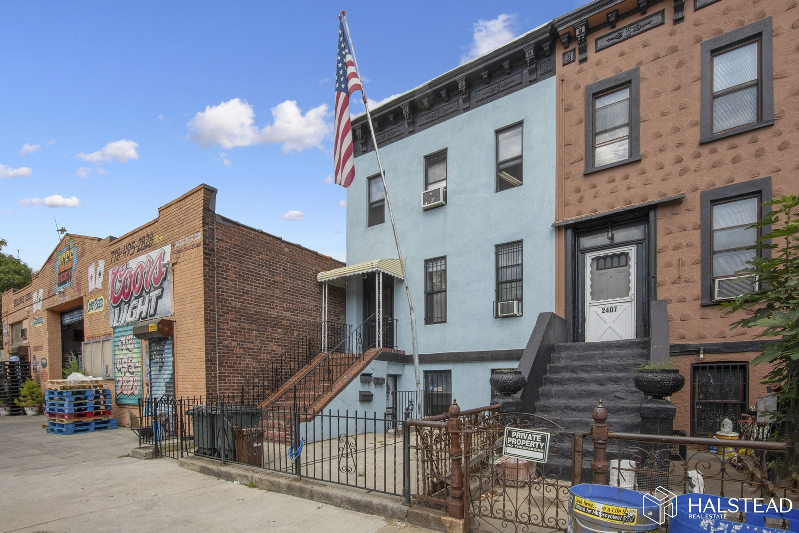 2403 Dean Street, Crown Heights, Brooklyn, NY, 11233, $1,250,000, Property For Sale, Halstead Real Estate, Photo 2