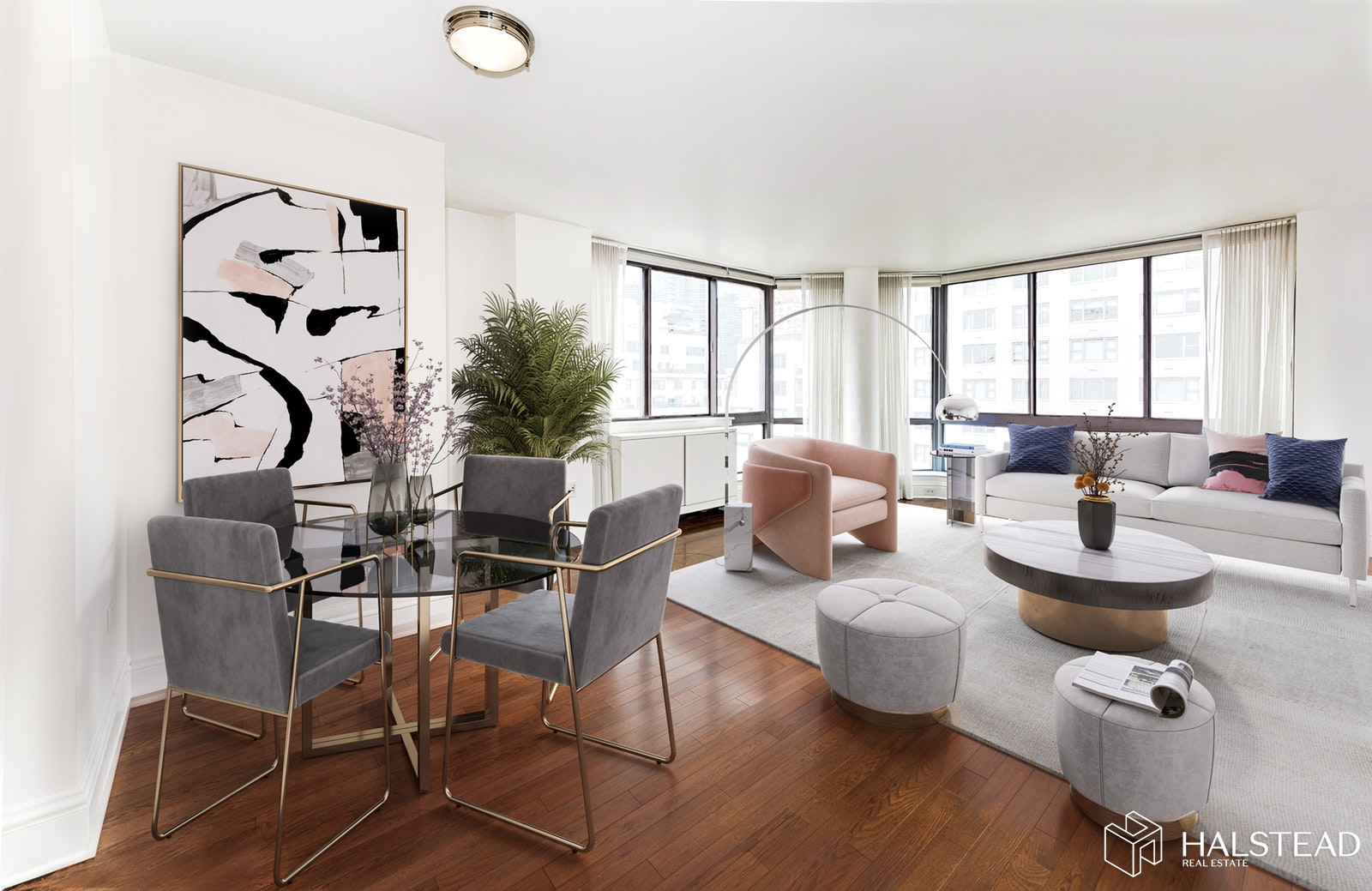 300 East 64th Street 20d, Upper East Side, NYC, 10065, $1,225,000, Property For Sale, Halstead Real Estate, Photo 2