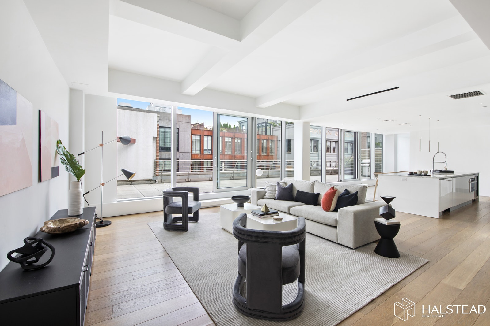200 Water Street 5a, Dumbo, Brooklyn, NY, 11201, $4,795,000, Property For Sale, Halstead Real Estate, Photo 1