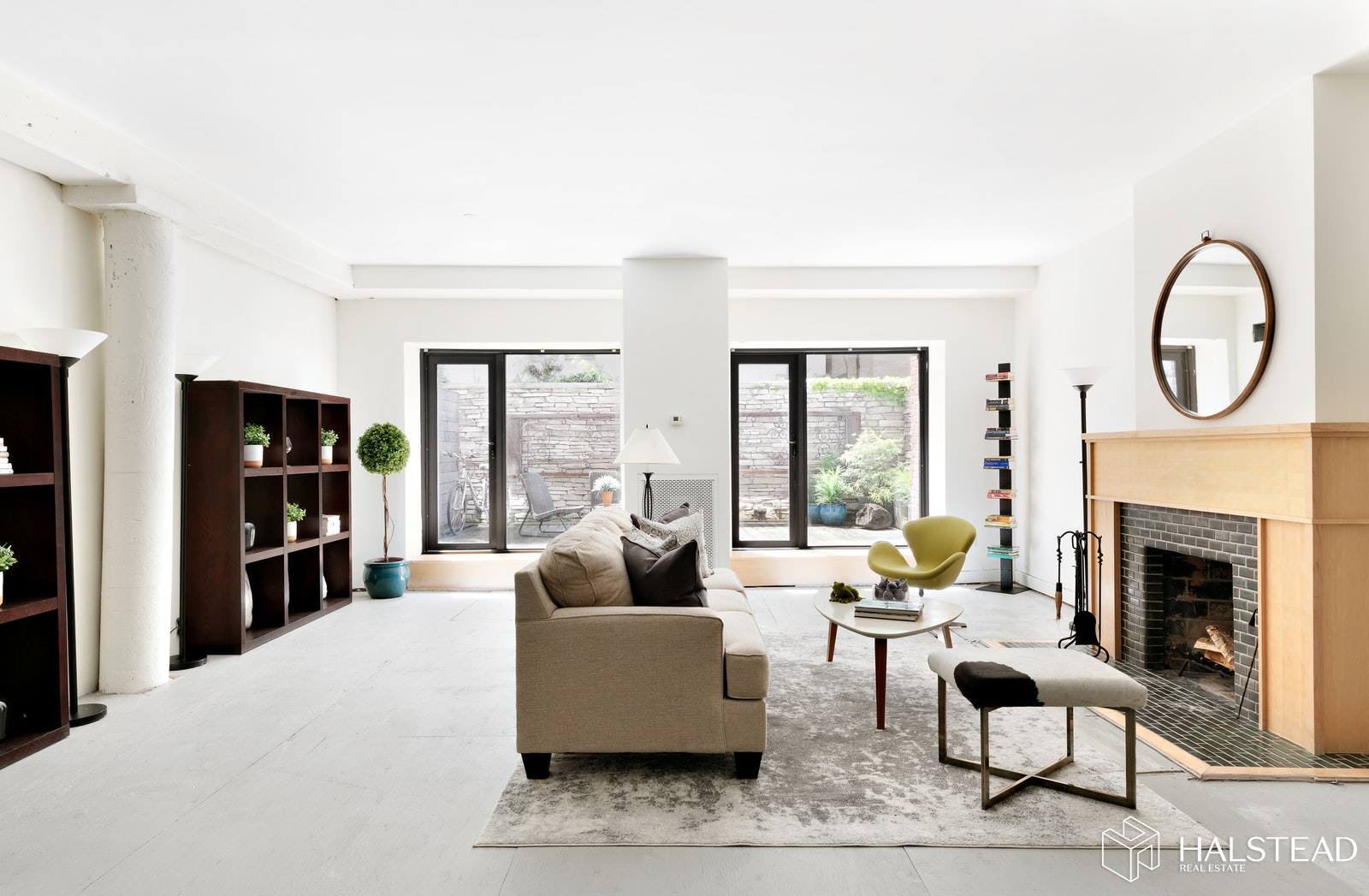 130 Jane Street 1/2c, West Village, NYC, 10014, $2,100,000, Sold Property, Halstead Real Estate, Photo 1