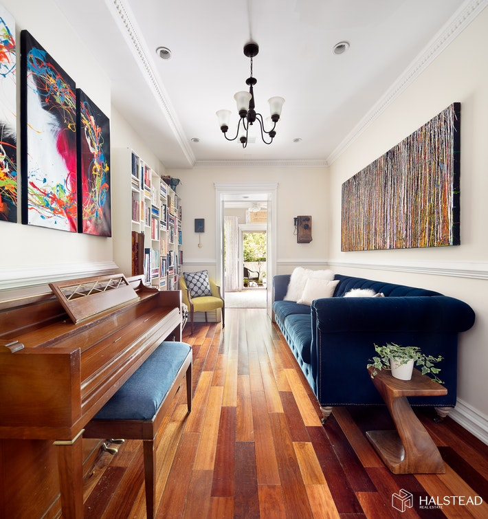 701 Sackett Street, Park Slope, Brooklyn, NY, 11217, $3,250,000, Property For Sale, Halstead Real Estate, Photo 3
