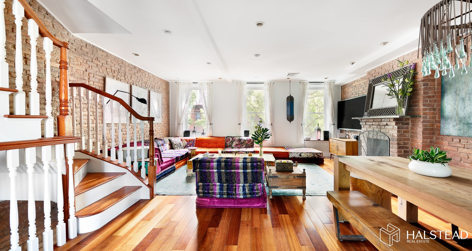 701 Sackett Street, Park Slope, Brooklyn, NY, 11217, $3,250,000, Property For Sale, Halstead Real Estate, Photo 6