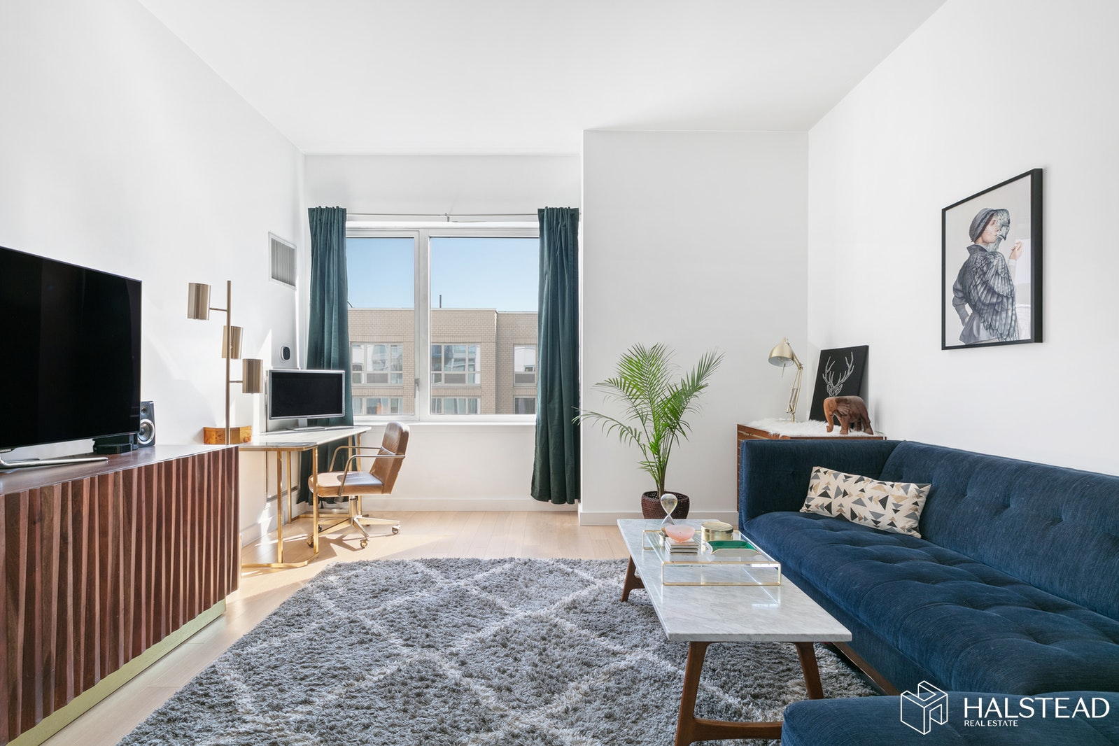 22 North 6th Street 9l, Williamsburg, Brooklyn, NY, 11249, $900,000, Sold Property, Halstead Real Estate, Photo 1