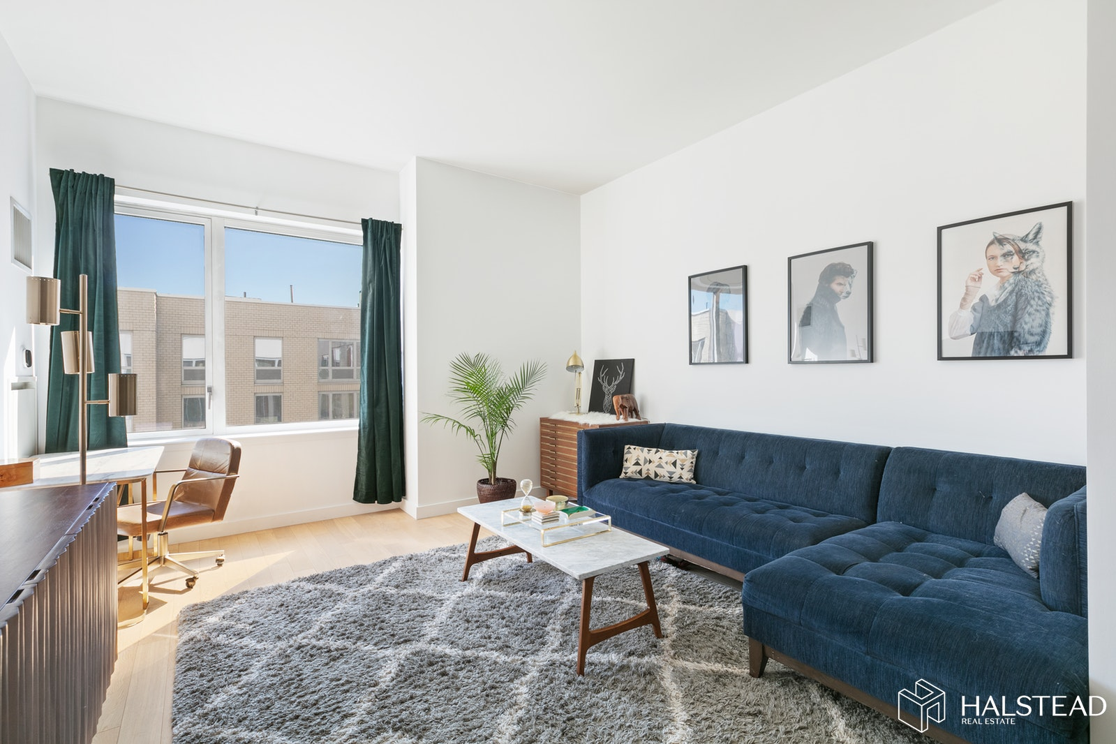 22 North 6th Street 9l, Williamsburg, Brooklyn, NY, 11249, $900,000, Sold Property, Halstead Real Estate, Photo 2