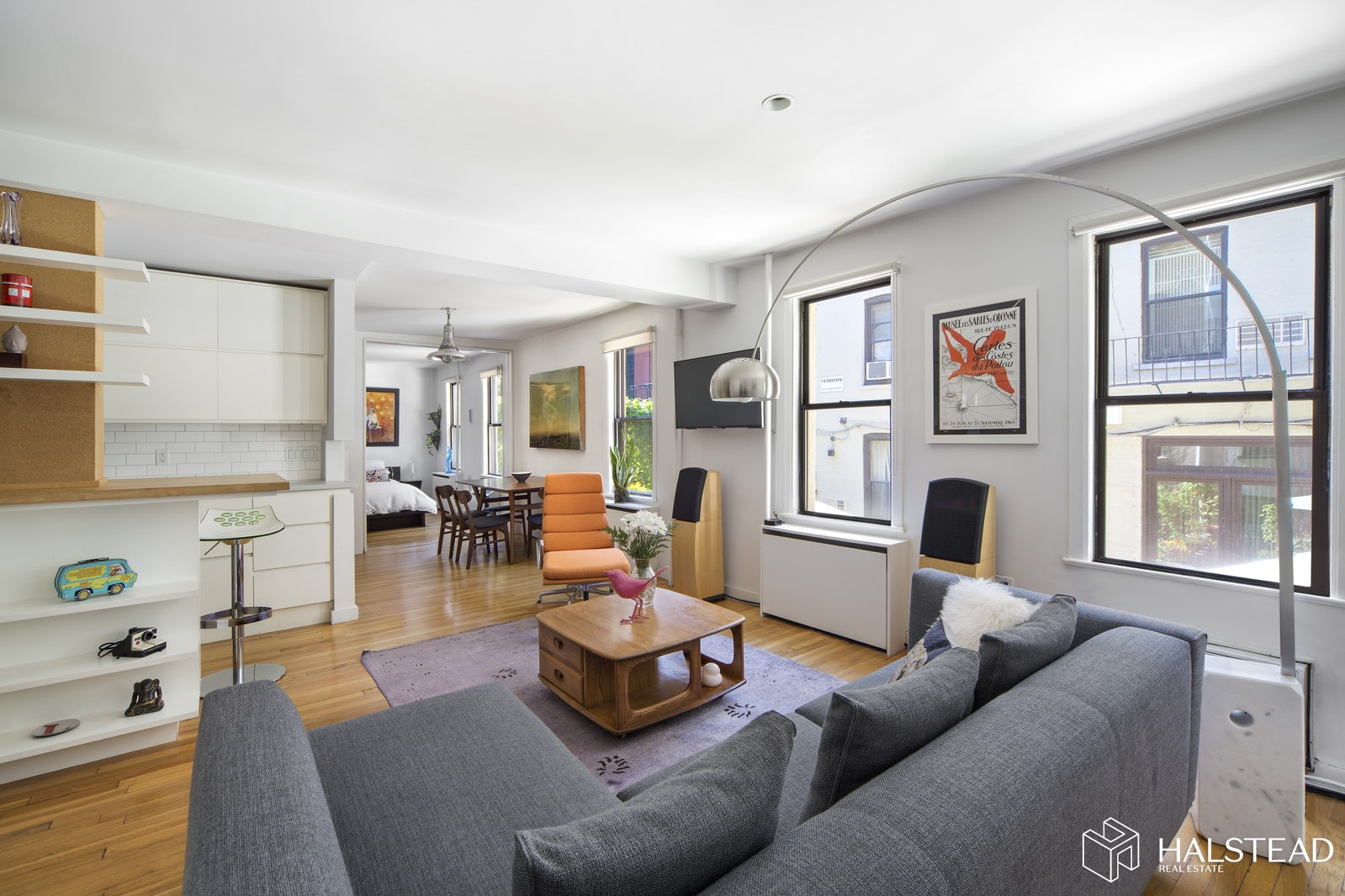 309 West 20th Street 2r, Chelsea, NYC, 10011, $1,345,000, Property For Sale, Halstead Real Estate, Photo 1