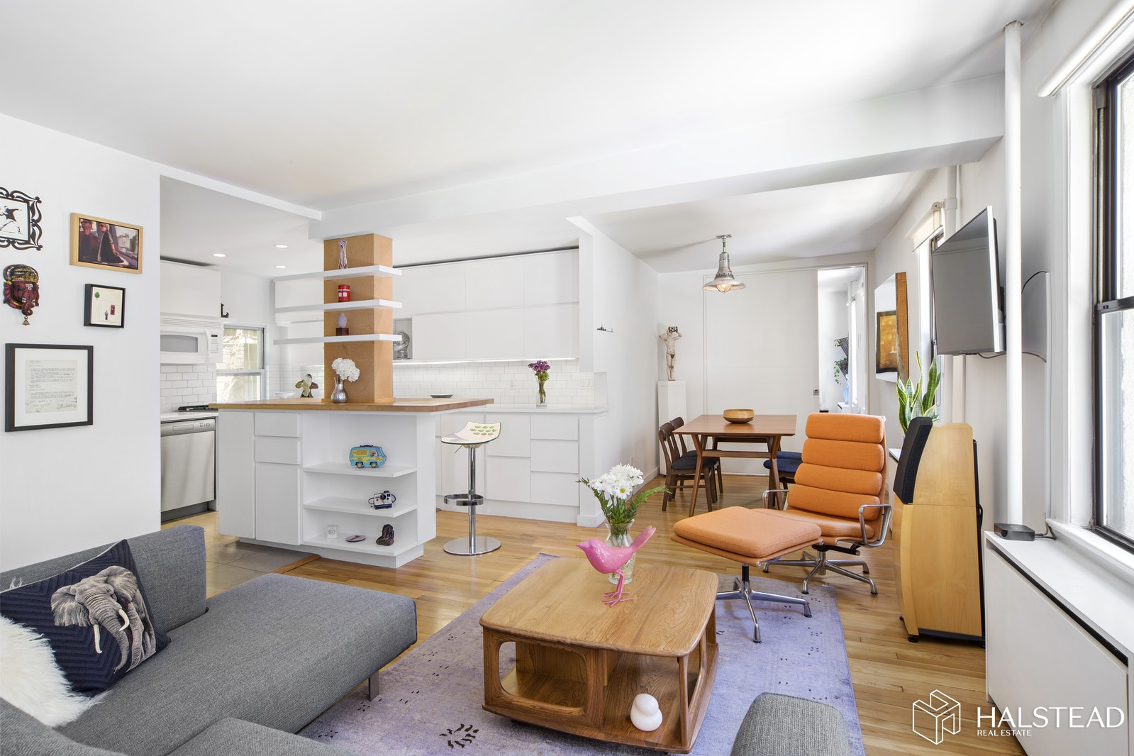 309 West 20th Street 2R, Chelsea, NYC, $1,295,000, Web #: 19841568