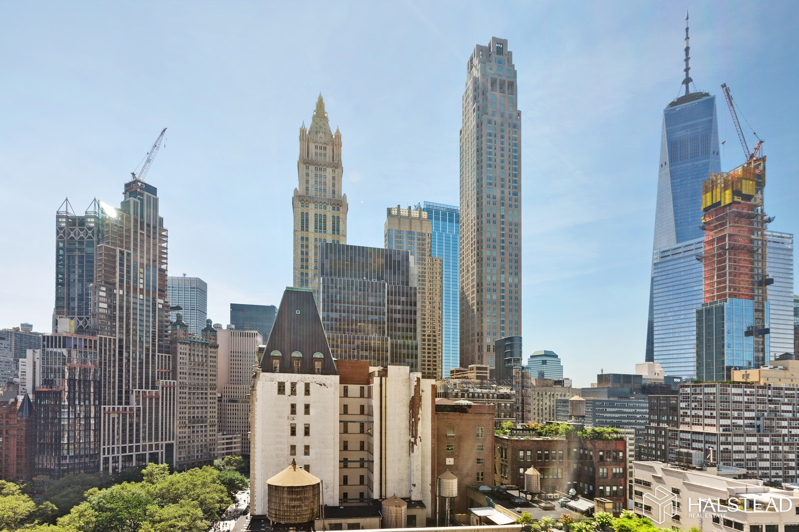 270 Broadway 17a, Tribeca, NYC, 10007, $3,300,000, Sold Property, Halstead Real Estate, Photo 11
