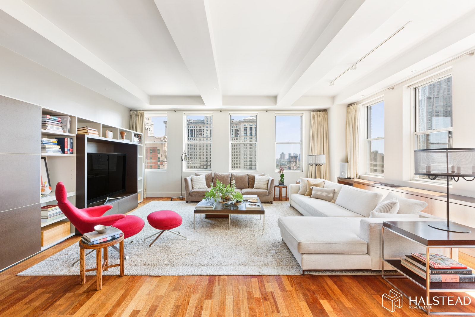 270 Broadway 17a, Tribeca, NYC, 10007, $3,300,000, Sold Property, Halstead Real Estate, Photo 2