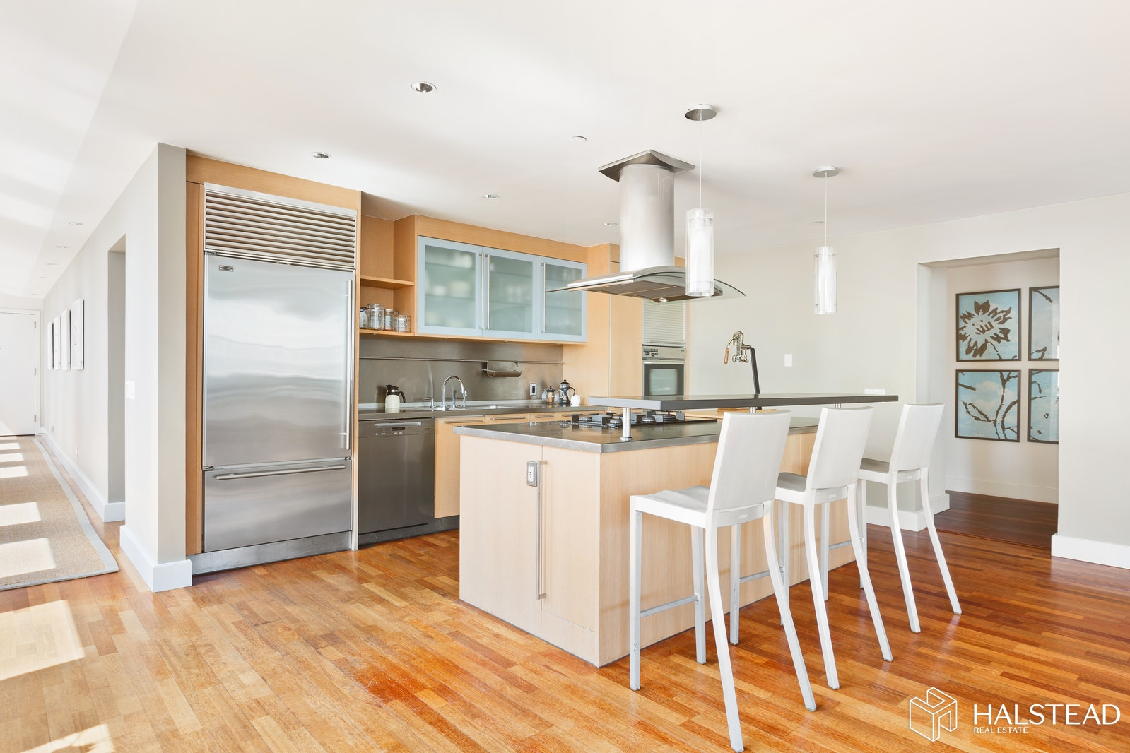 270 Broadway 17a, Tribeca, NYC, 10007, $3,300,000, Sold Property, Halstead Real Estate, Photo 3