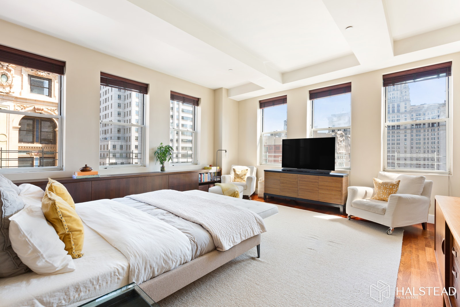270 Broadway 17a, Tribeca, NYC, 10007, $3,300,000, Sold Property, Halstead Real Estate, Photo 4