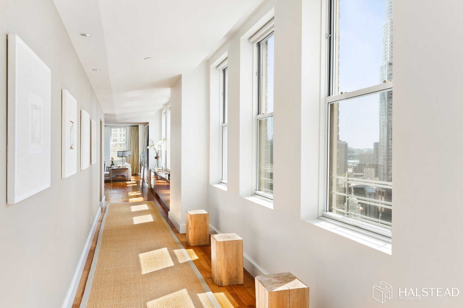 270 Broadway 17a, Tribeca, NYC, 10007, $3,300,000, Sold Property, Halstead Real Estate, Photo 6