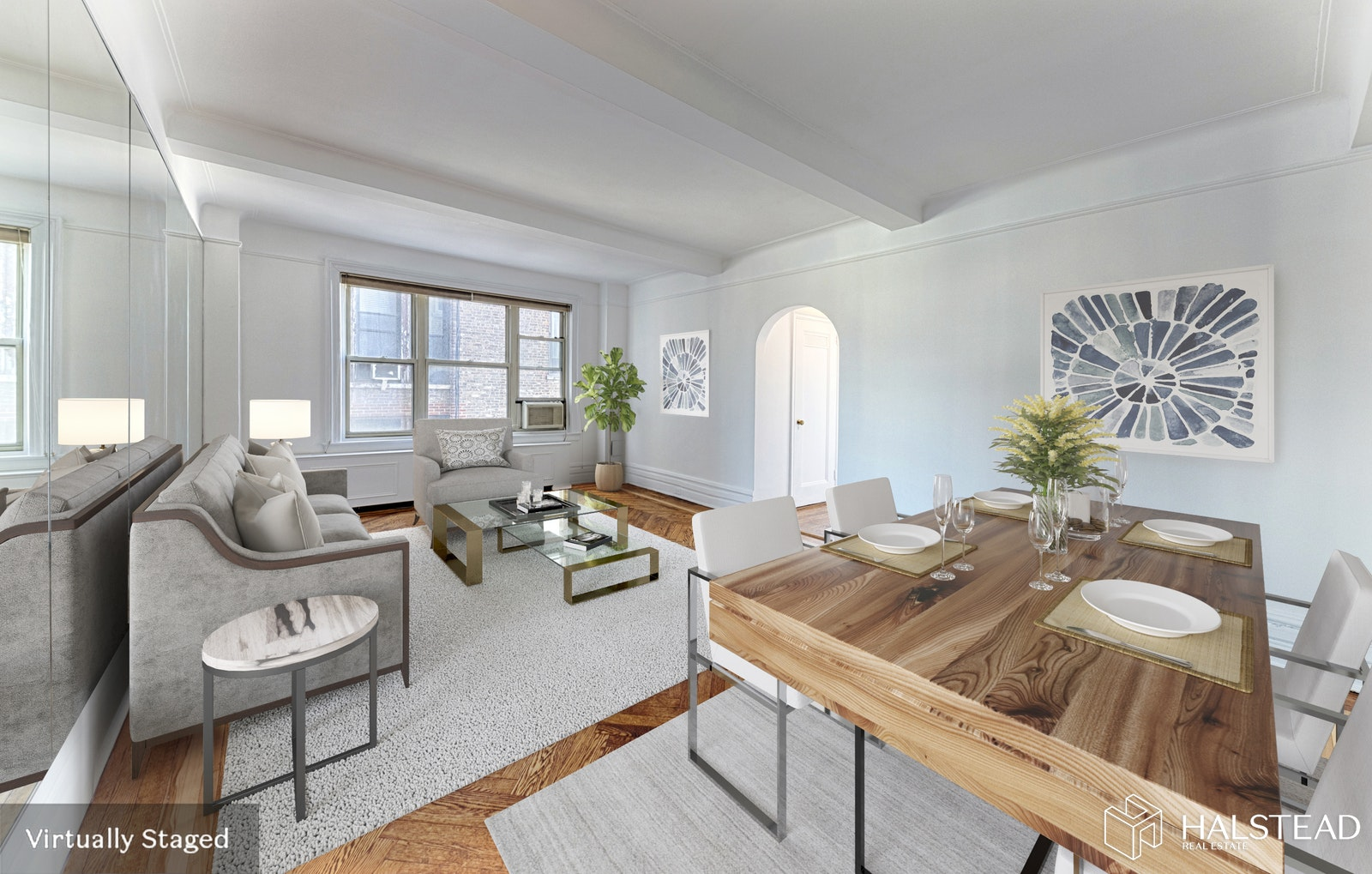 127 West 79th Street 8j, Upper West Side, NYC, 10024, $600,000, Sold Property, Halstead Real Estate, Photo 1