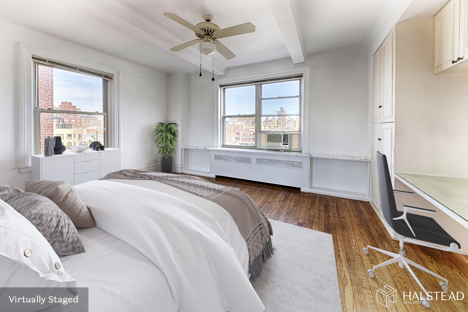 127 West 79th Street 8j, Upper West Side, NYC, 10024, $600,000, Sold Property, Halstead Real Estate, Photo 3