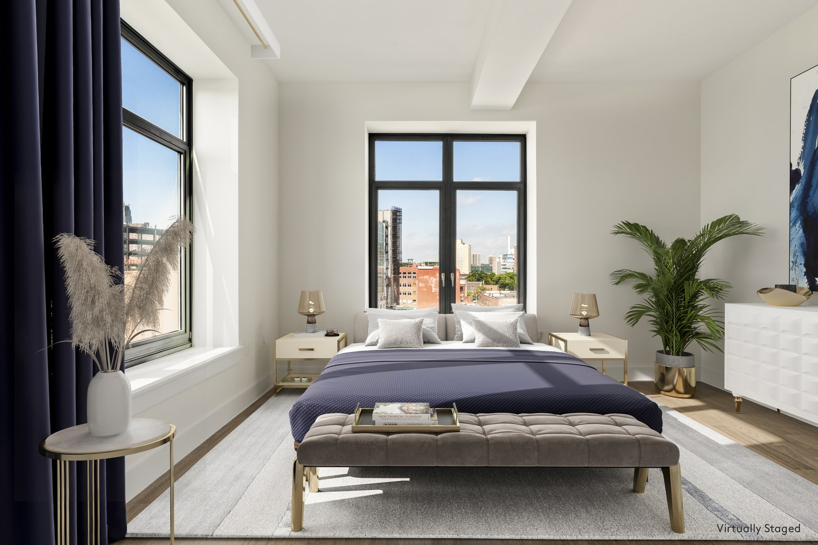 17 Convent Avenue Pha, Upper Manhattan, NYC, 10027, $1,995,000, Property For Sale, Halstead Real Estate, Photo 5
