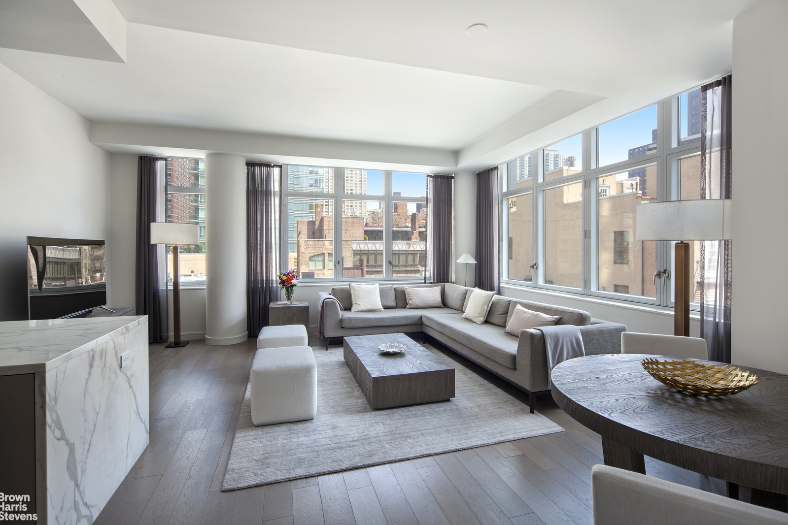 305 East 51st Street 6f, Midtown East, NYC, 10022, $2,495,000, Property For Sale, Halstead Real Estate, Photo 1