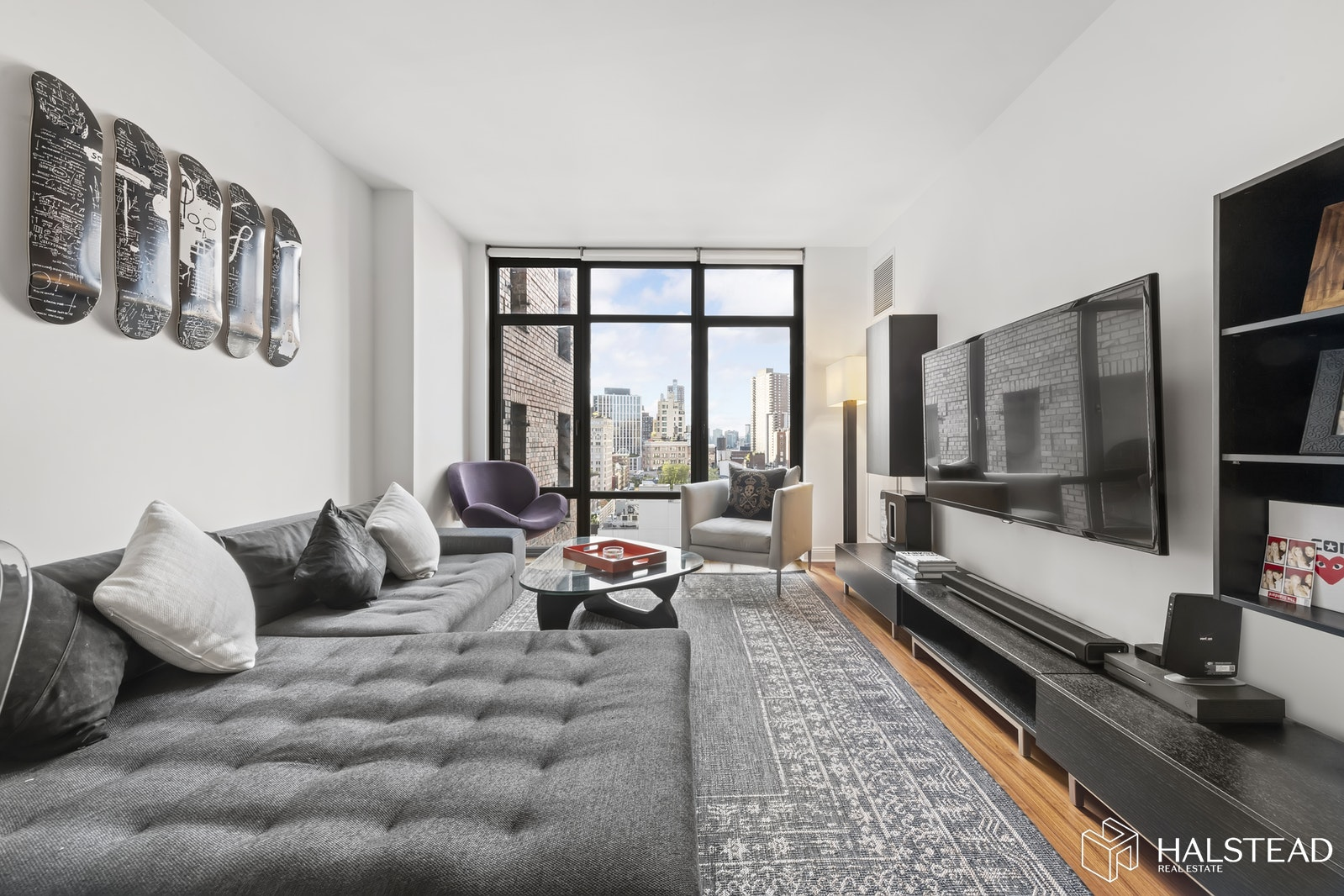 57 Reade Street 12c, Tribeca, NYC, 10007, $2,195,000, Property For Sale, Halstead Real Estate, Photo 2