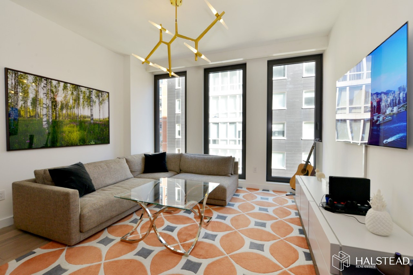 15 Renwick Street A503, Soho, NYC, 10013, $8,995, Property For Rent, Halstead Real Estate, Photo 1