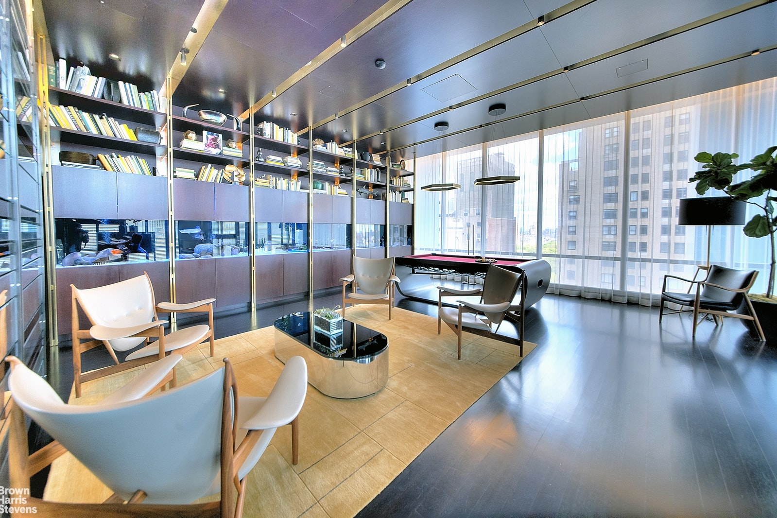 157 West 57th Street 39e, Midtown West, NYC, 10019, $4,850,000, Property For Sale, Halstead Real Estate, Photo 16