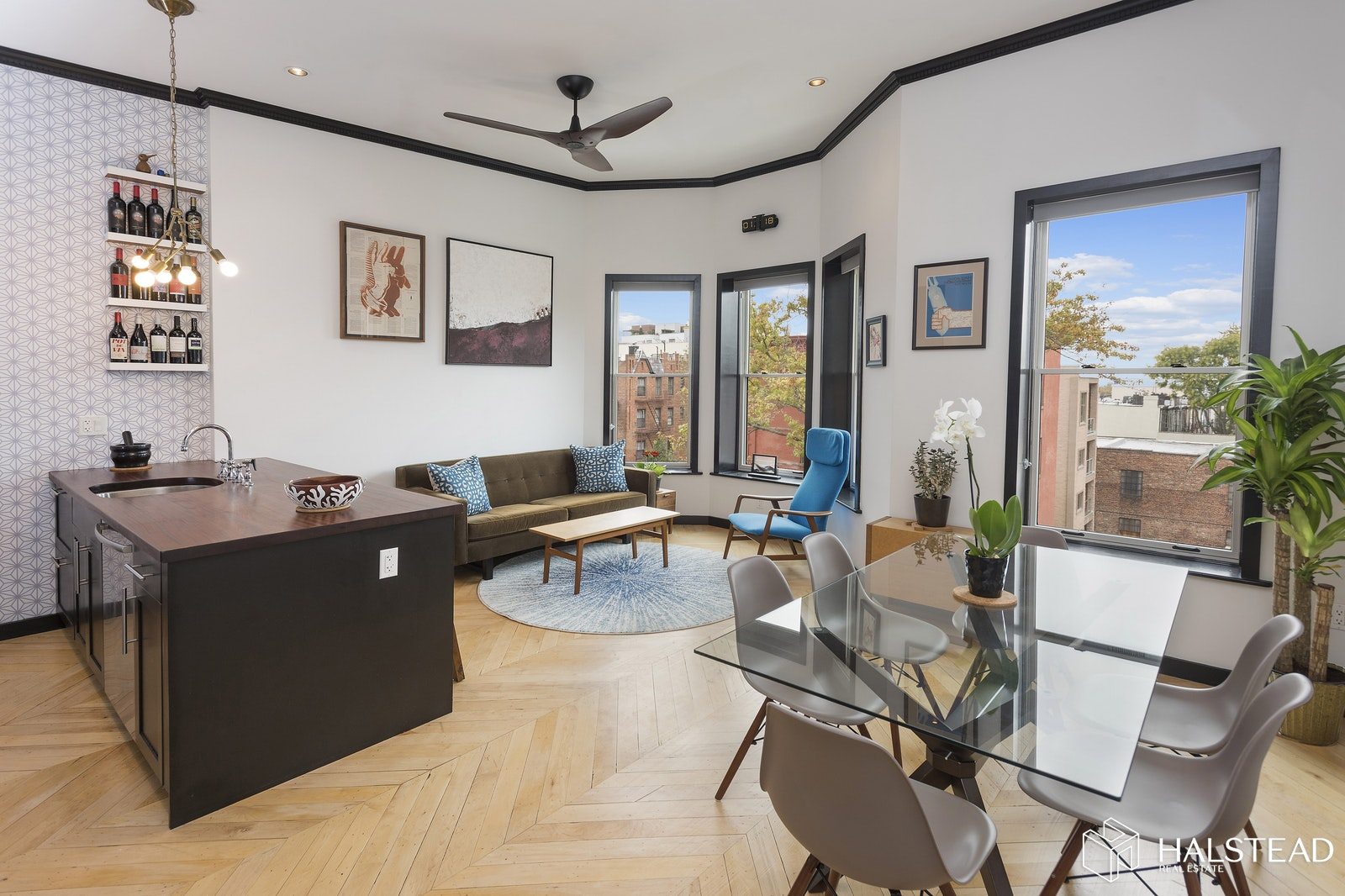1015 Eighth Avenue 4, Park Slope, Brooklyn, NY, 11215, $1,385,000, Sold Property, Halstead Real Estate, Photo 1