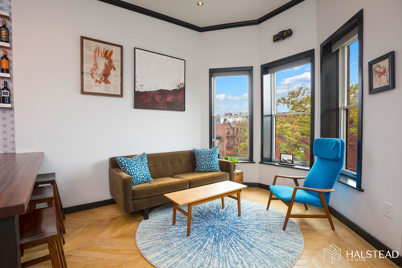 1015 Eighth Avenue 4, Park Slope, Brooklyn, NY, 11215, $1,385,000, Sold Property, Halstead Real Estate, Photo 2