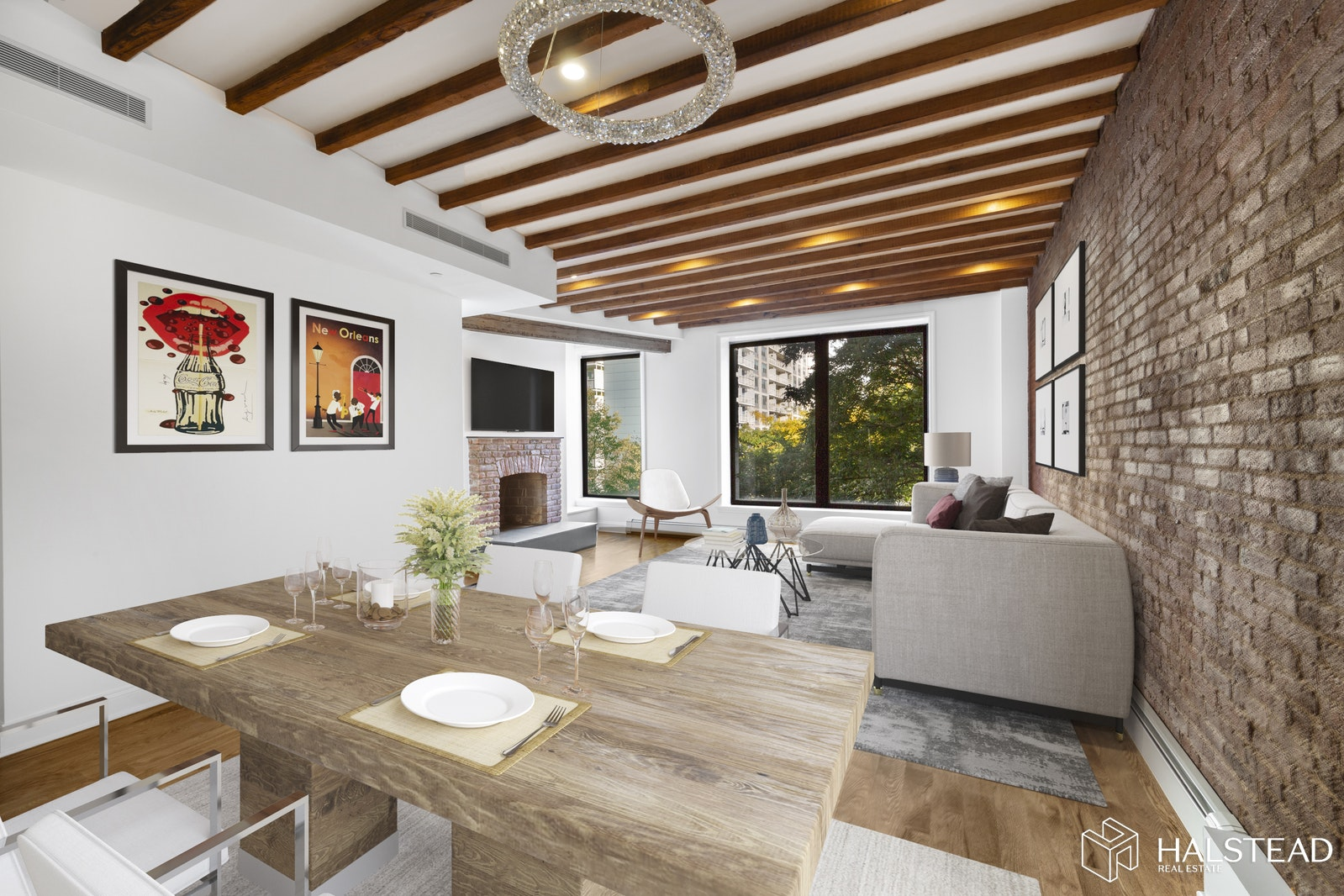 542 Laguardia Place 4b, Greenwich Village, NYC, 10012, $2,750,000, Property For Sale, Halstead Real Estate, Photo 1