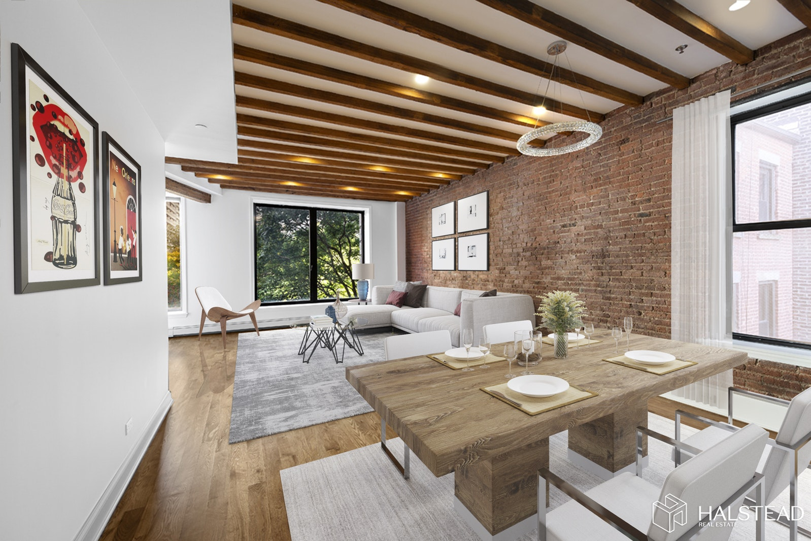 542 Laguardia Place 4b, Greenwich Village, NYC, 10012, $2,750,000, Property For Sale, Halstead Real Estate, Photo 2