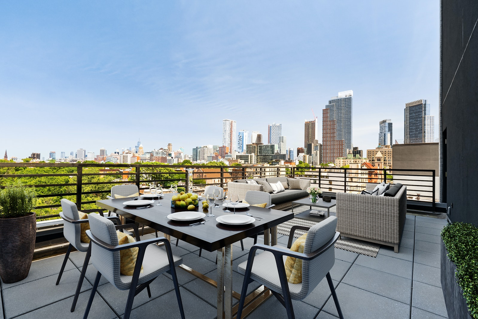 8 St Marks Place Pha, Boerum Hill, Brooklyn, NY, 11217, $2,495,000, Property For Sale, Halstead Real Estate, Photo 3