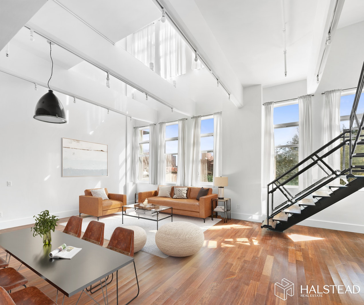 60 Broadway 3b, Williamsburg, Brooklyn, NY, 11249, $6,000, Rented Property, Halstead Real Estate, Photo 1