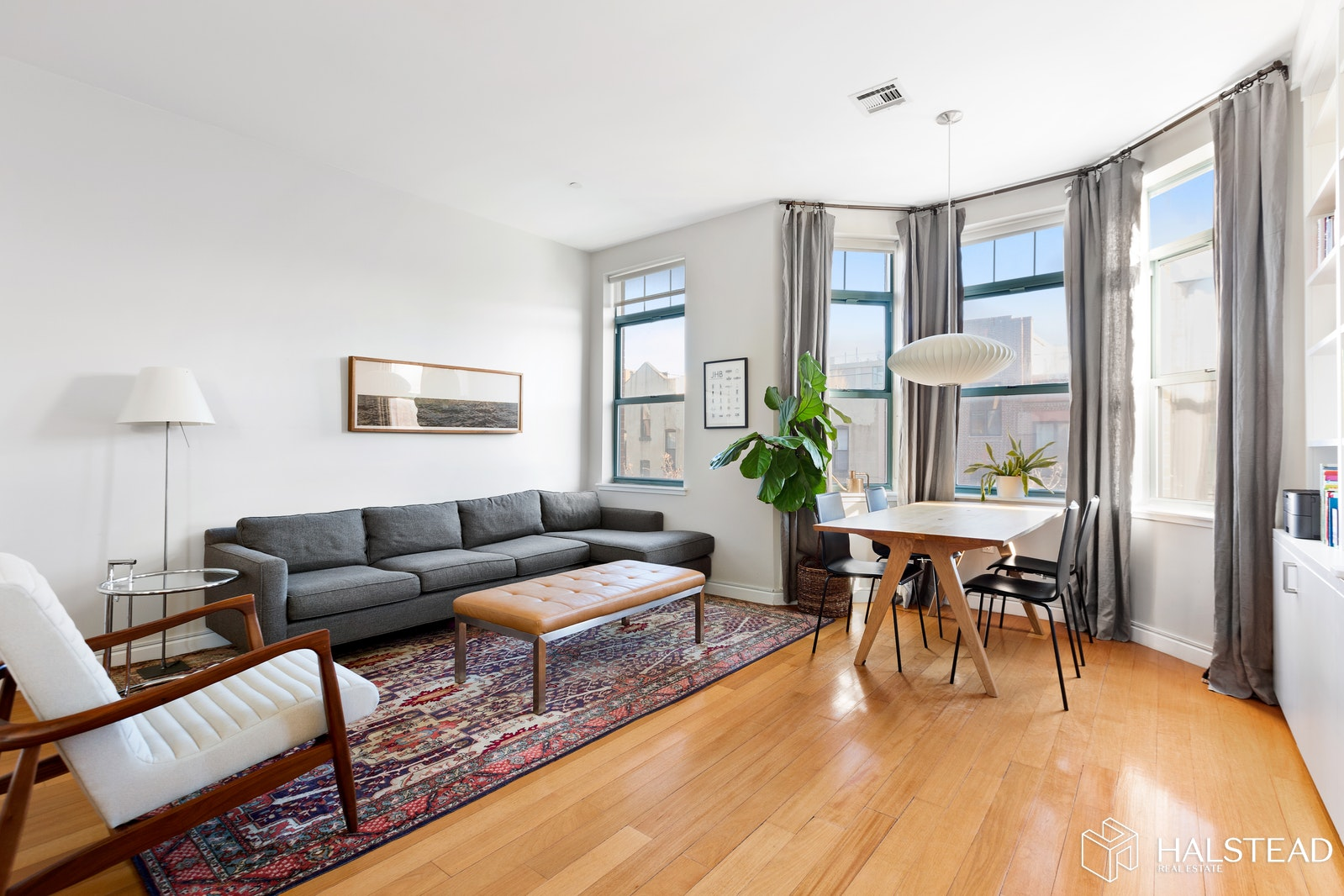 80 Roebling Street 3a, Williamsburg, Brooklyn, NY, 11211, $1,250,000, Sold Property, Halstead Real Estate, Photo 1
