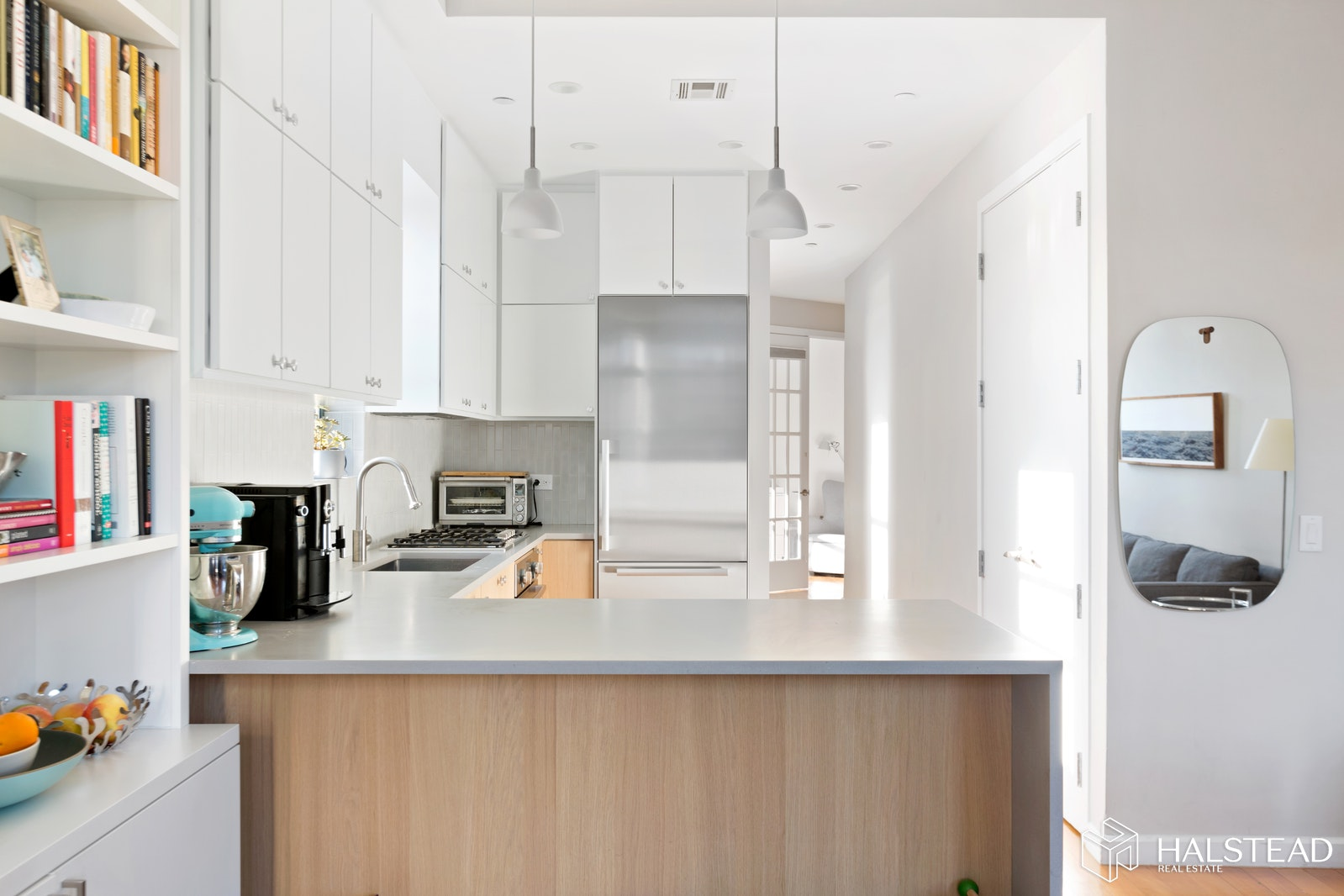 80 Roebling Street 3a, Williamsburg, Brooklyn, NY, 11211, $1,250,000, Sold Property, Halstead Real Estate, Photo 5
