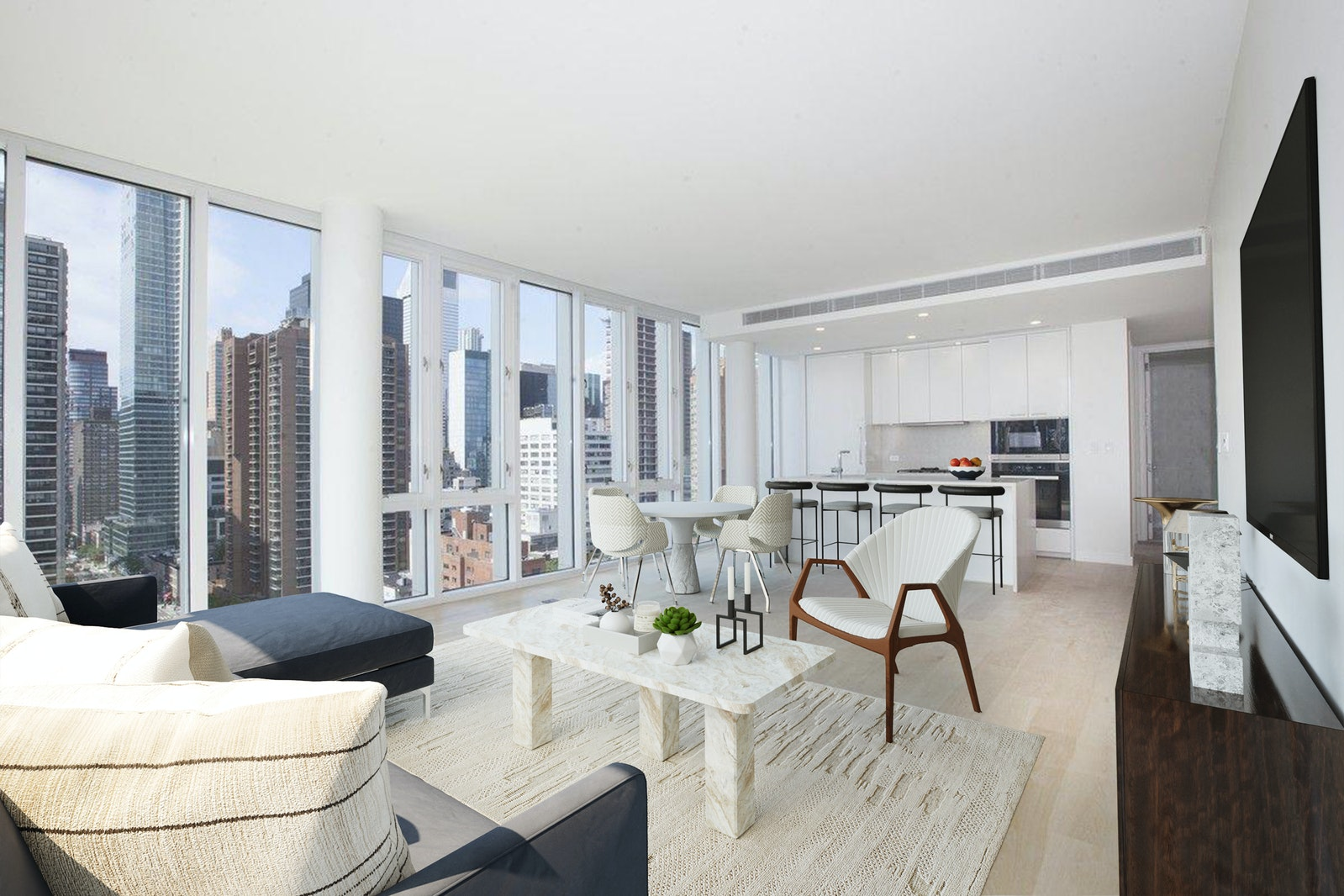 301 East 61st Street 15b, Upper East Side, NYC, 10065, $2,834,000, Property For Sale, Halstead Real Estate, Photo 1