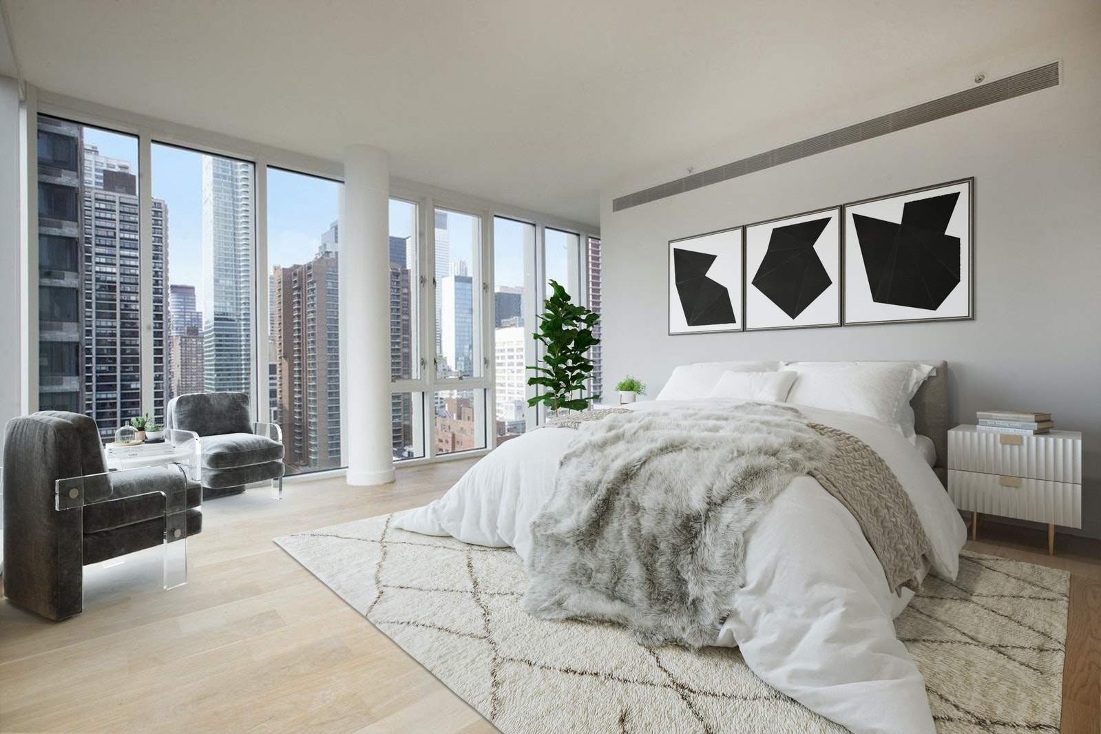 301 East 61st Street 15b, Upper East Side, NYC, 10065, $2,834,000, Property For Sale, Halstead Real Estate, Photo 2