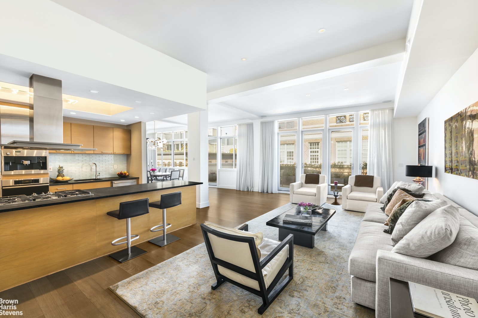 123 Baxter Street Pha, Little Italy, NYC, 10013, $5,299,000, Property For Sale, Halstead Real Estate, Photo 2