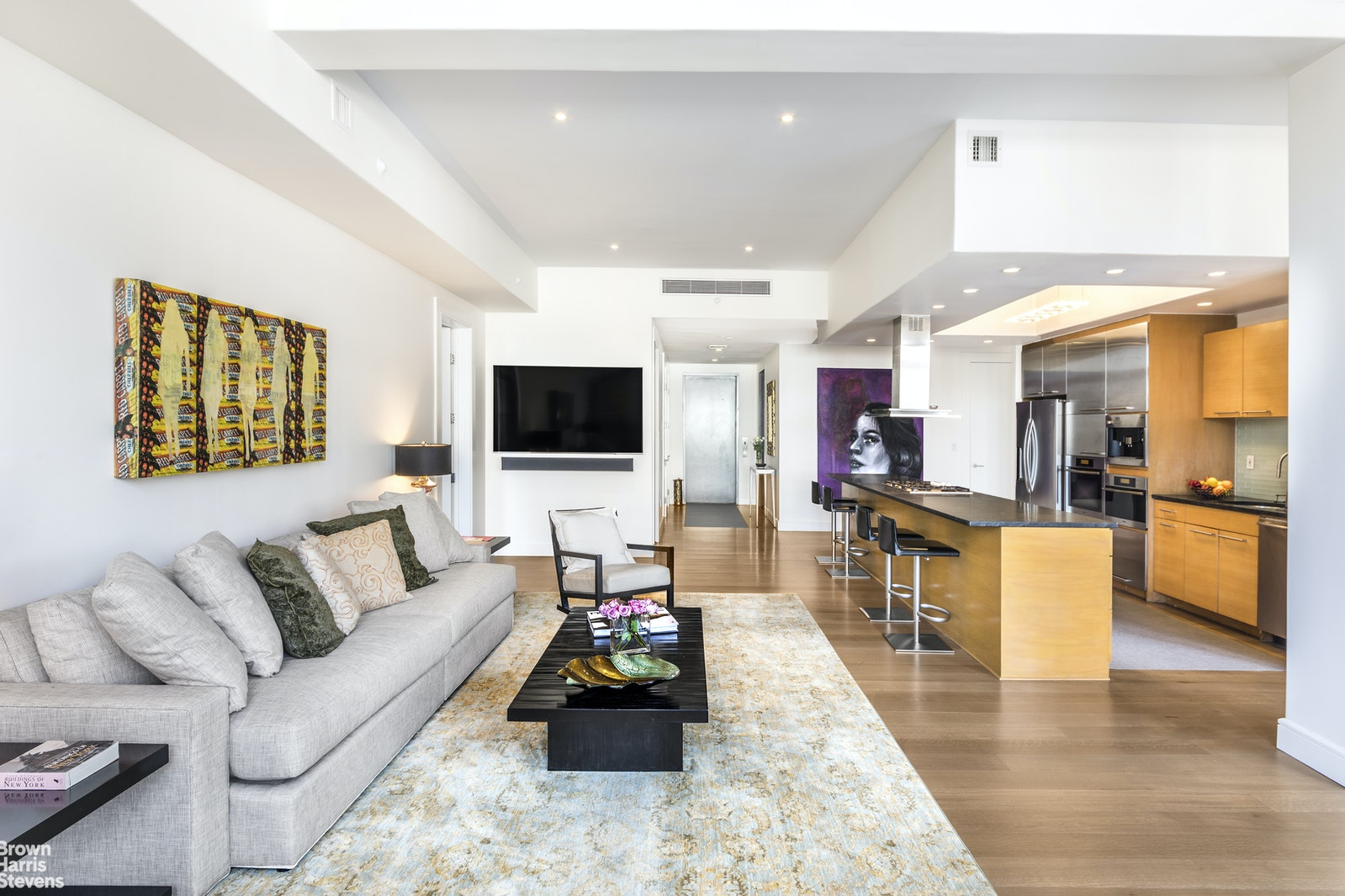 123 Baxter Street Pha, Little Italy, NYC, 10013, $5,299,000, Property For Sale, Halstead Real Estate, Photo 3