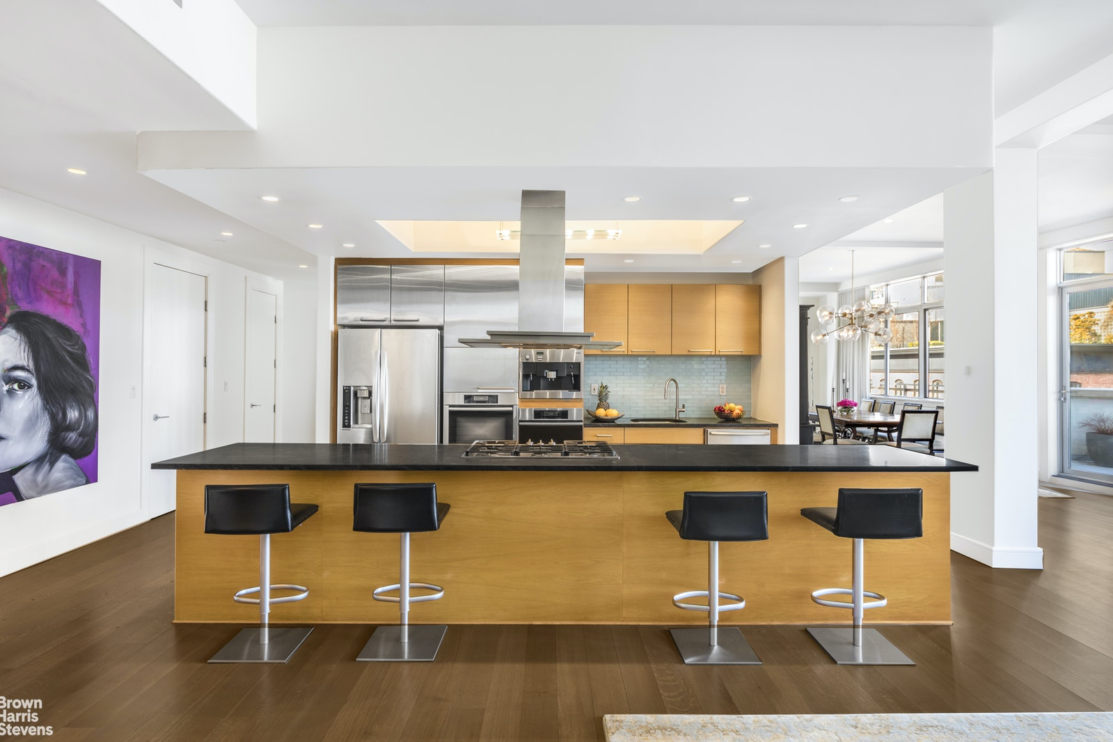 123 Baxter Street Pha, Little Italy, NYC, 10013, $5,299,000, Property For Sale, Halstead Real Estate, Photo 4