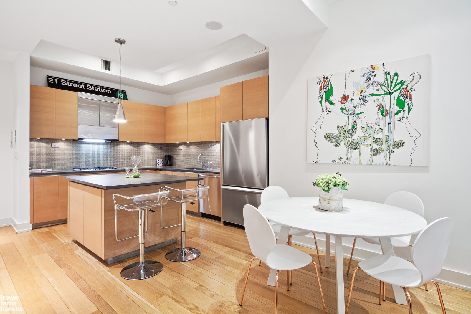 49 East 21st Street 5d, Gramercy Park, NYC, 10010, $2,175,000, Property For Sale, Halstead Real Estate, Photo 2
