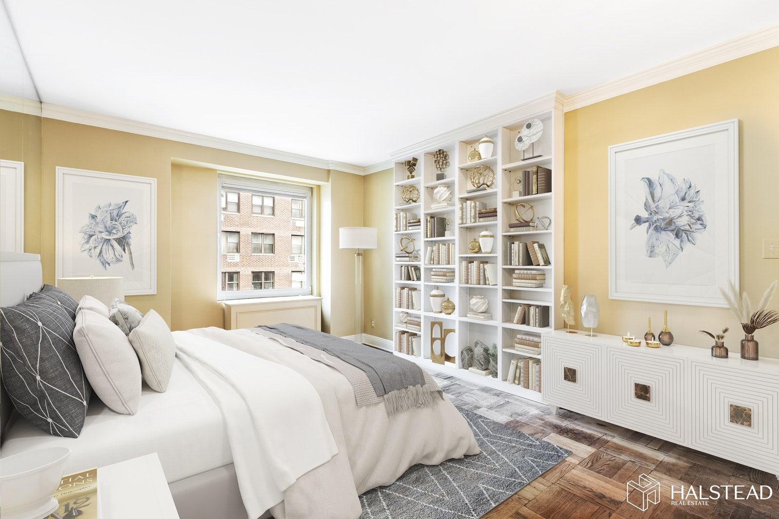 60 Sutton Place South 14bnorth, Midtown East, NYC, 10022, $1,299,000, Property For Sale, Halstead Real Estate, Photo 3