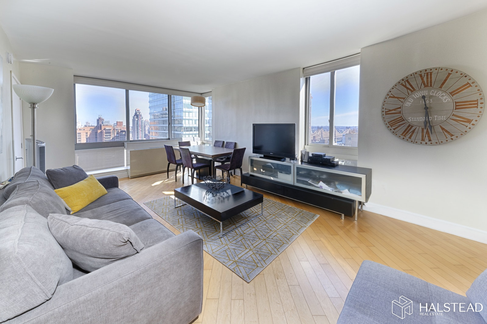 235 East 55th Street 36a, Midtown East, NYC, 10022, $1,725,000, Property For Sale, Halstead Real Estate, Photo 1