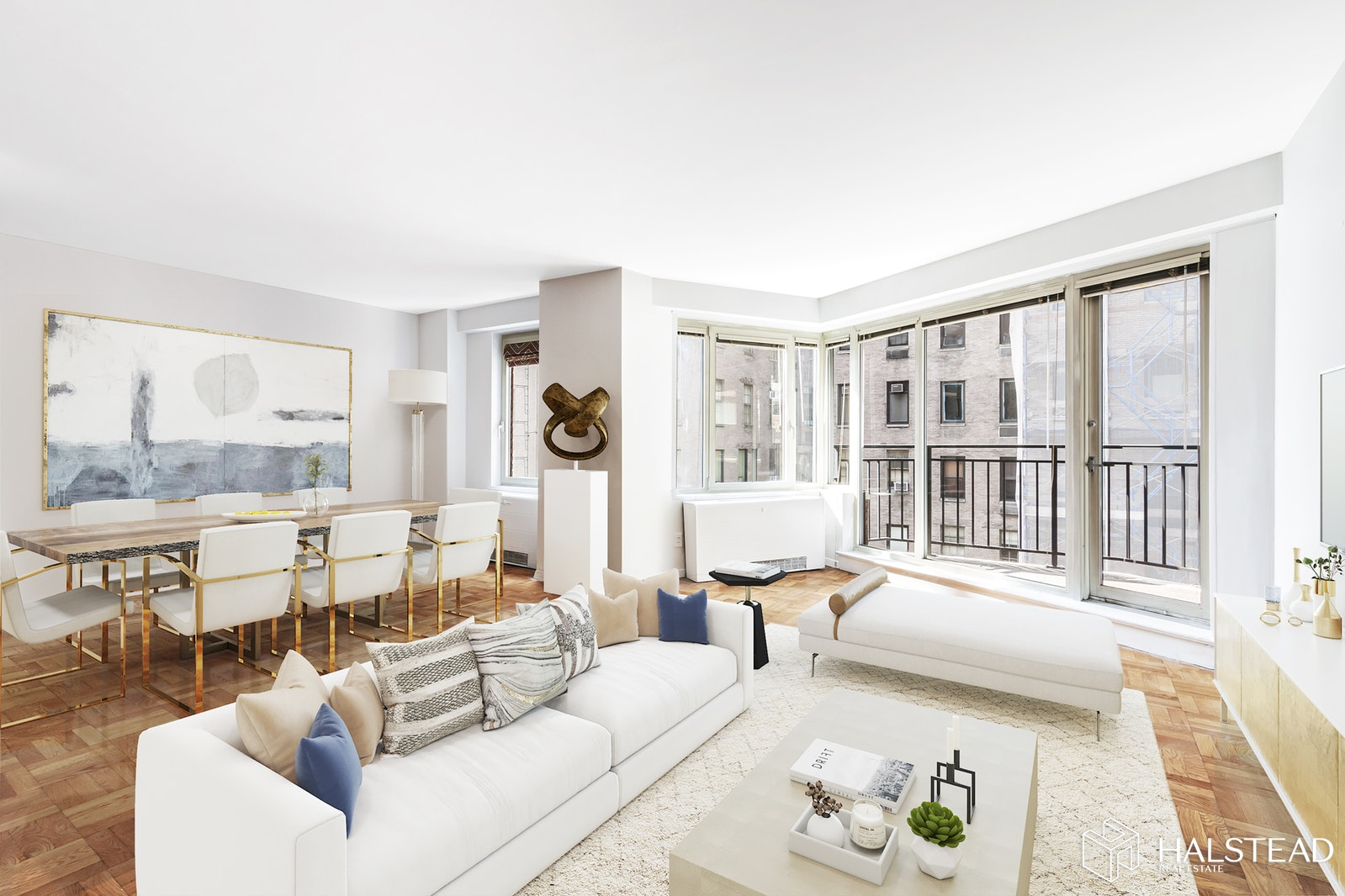 60 Sutton Place South 10asouth, Midtown East, NYC, 10022, $749,000, Property For Sale, Halstead Real Estate, Photo 1