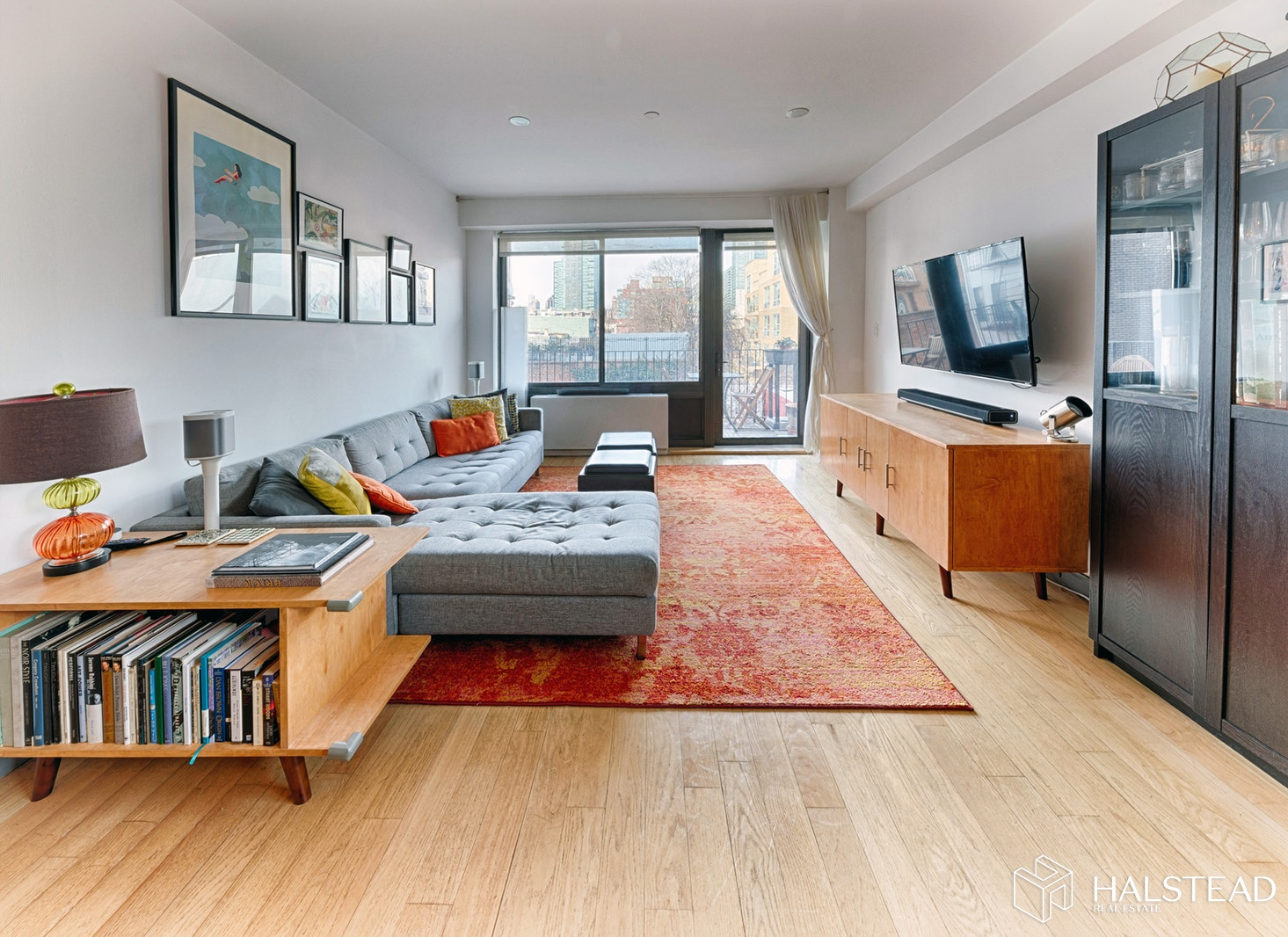 Large One Bed With Home Office & Terrace, Long Island City, Queens, NY, 11101, $1,120,000, Property For Sale, Halstead Real Estate, Photo 2
