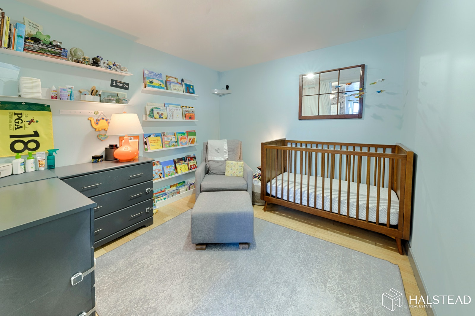 Large One Bed With Home Office & Terrace, Long Island City, Queens, NY, 11101, $1,120,000, Property For Sale, Halstead Real Estate, Photo 5