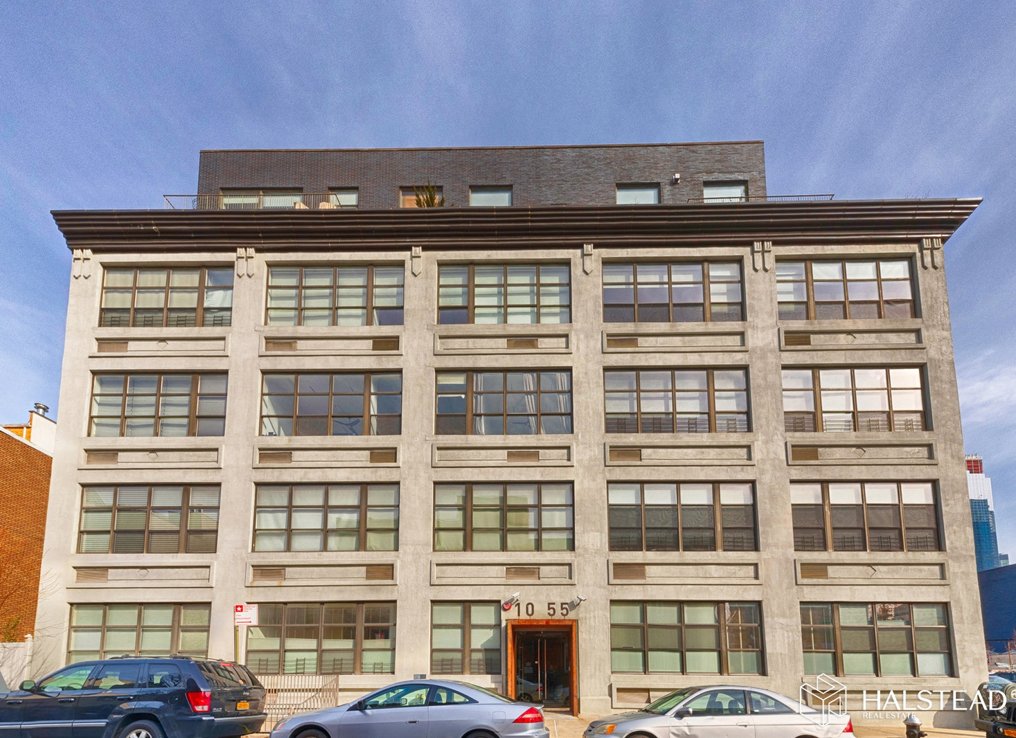 Large One Bed With Home Office & Terrace, Long Island City, Queens, NY, 11101, $1,120,000, Property For Sale, Halstead Real Estate, Photo 9